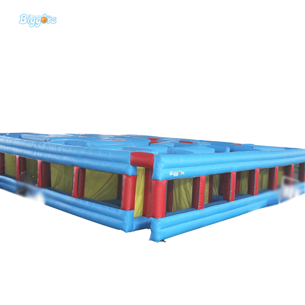 Toys Inflatable Games Giant Inflatable Maze Hot Sale Maze Games inflatable Arena For Kids And Adults hot manufacturering 7x6x5m customized pvc giant inflatable water slide for sale