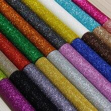 Флэш стены ткань Gliter текстильные обои серебро инженерные обои для искусства ремесла магазин одежды KTV Потолочные стены