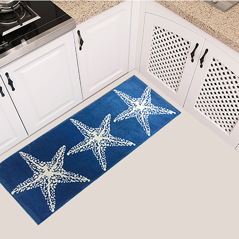 blue star bath mat for bathroom rug carpet in the bathroom and toilet anti slipping water