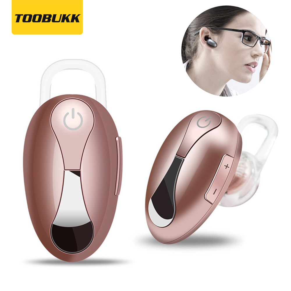 Stylish Mini Sport Bluetooth Earphone Invisible Headset Wireless Handsfree Headphones With Mic Headphones for a Mobile Phone K17 sport wireless headphones for philips phone bluetooth headset gym for philips mobile phone running earphone free shipping