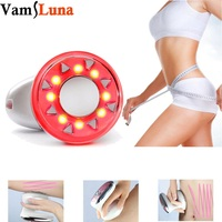 RF Ultrasonic Slimming Massager Fat Burner Anti Cellulite Ventouse Cellulite Massage Radio Frequency RF Skin Lifting