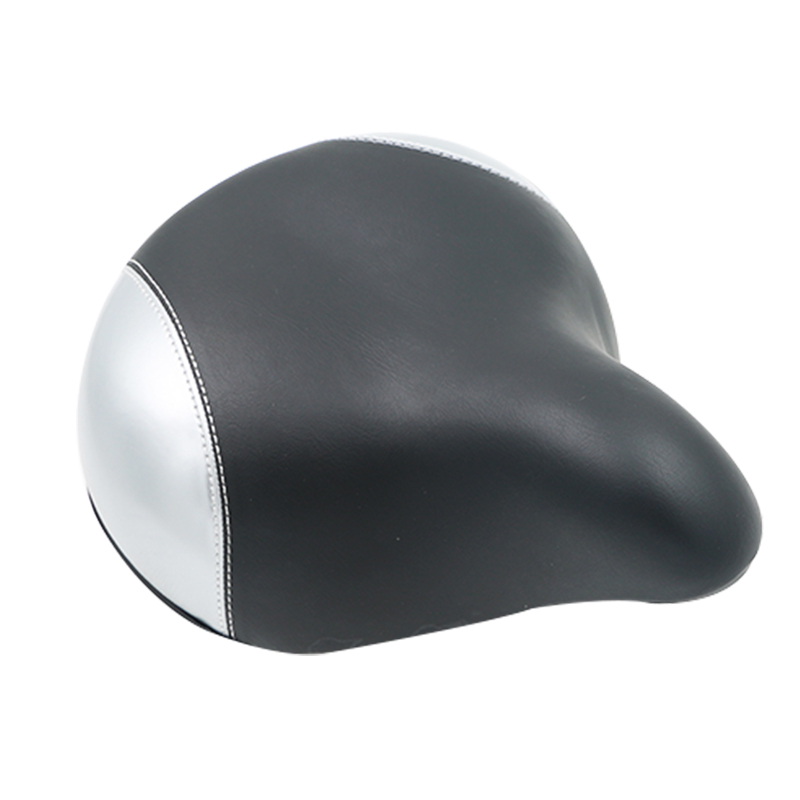 Jueshuai Road Bike Saddle Soft Comfortable Bicycle Saddle Seat Mountain Bikes Thicken Wide Cycling Seat Bike Accessories comfortable cycling saddle seat wide bicycle seat mountain bike sponge big cushion ride bicycle accessories