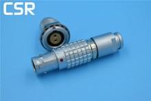 Разъем LEMO 2 pin, FGG.1B. 302. CLAD/EGG.1B. 302. видео/аудио сигнала разъем, Компьютерного оборудования Разъем 2 контактный разъем