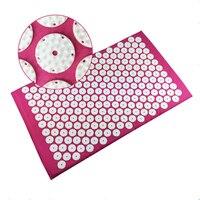 Acupressure Mat Export To Japan Back Or Foot Massage Cushion Shakti Mat Mild Acupuncture Mat Yoga