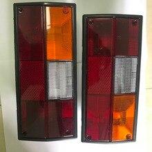 1 пара Высокое качество задний бампер задние фонари заднего тормозной фонарь лампа для Volkswagen Transporter VW T3 Eurovan Caravelle Multivan T3