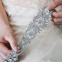 NZUK Headwear Vintage Crystals Hair 2018 Bridal Hats Pearls Flowers Beaded Handmade for Brides Wedding Accessories H161C