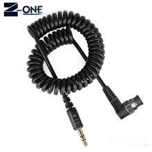 Câble LS-2.5/N1 pour obturateur Yongnuo, pour Nikon D810a D810 D800 D800E D700 D300 D200, RF-603, RW-221, MC-36R, JY-120