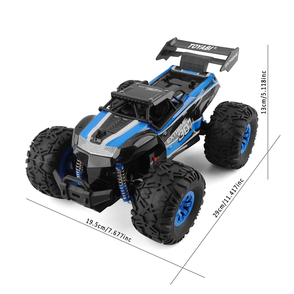 Rc Cars For Sale >> Rc Car Monster Truck 1 18 Size