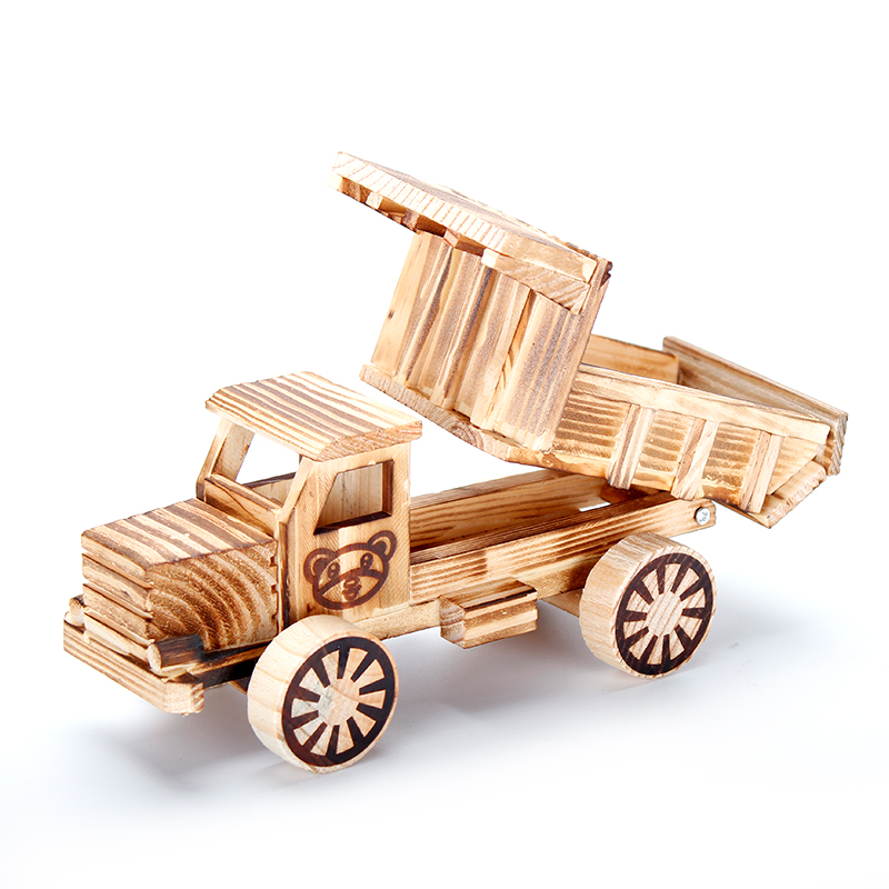 1:33 Scale Truck Car Toys Car Styling Woody Car Model Toy Collection Truck model Decoration Gift For Kids New Free Shipping