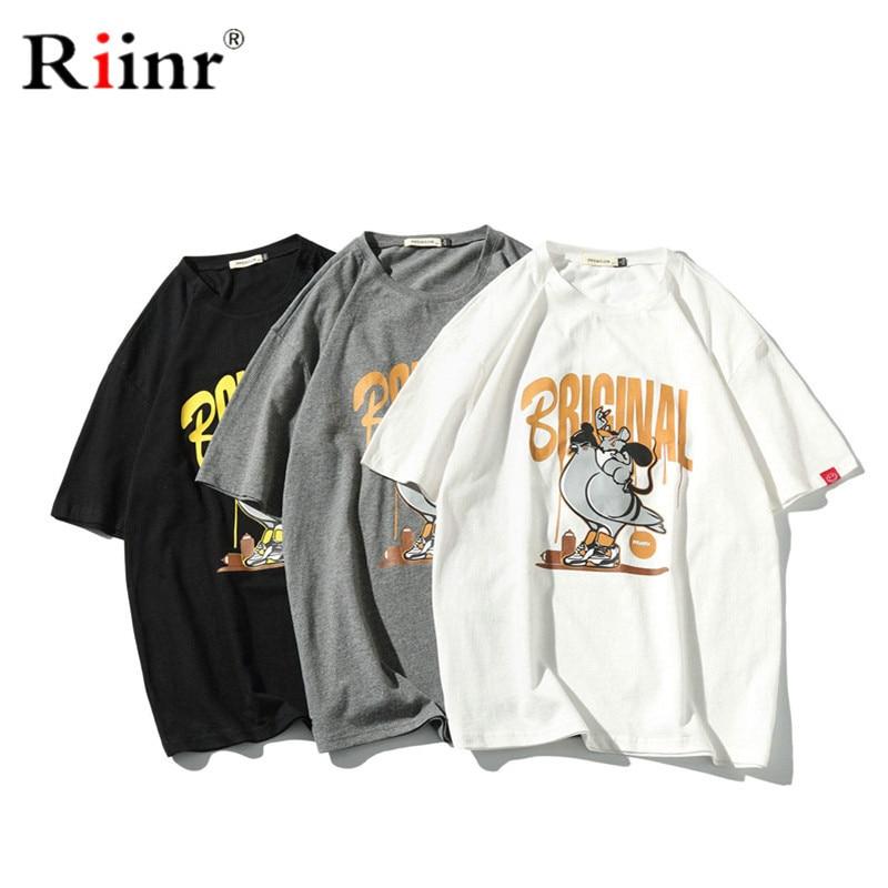 Riinr Casual Sommer Paar Plain Tops Pullover Kurzarm Oansatz Dogen Druck T-shirt Kurzarm Casual T-shirt Hemd M-5xl Halsketten & Anhänger