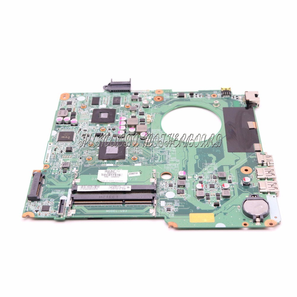 NOKOTION 734821-501 734821-001 MAIN BOARD For HP 15-N 15z-N 15Z-N100 15Z-N200 Laptop Motherboard DA0U93MB6D0 A6-5200 8670M 1G