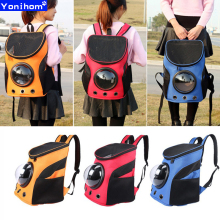 Pet Dog Carrier Backpack Space Capsule for Cats Puppy Cat Fashion Shoulder Bag Carriers