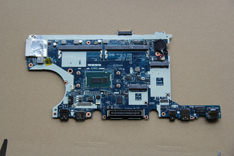 CPU Laptop Motherboard Latitude E7440 LA-9591P Onboard-Ddr3l for DELL with I7-4600U Work