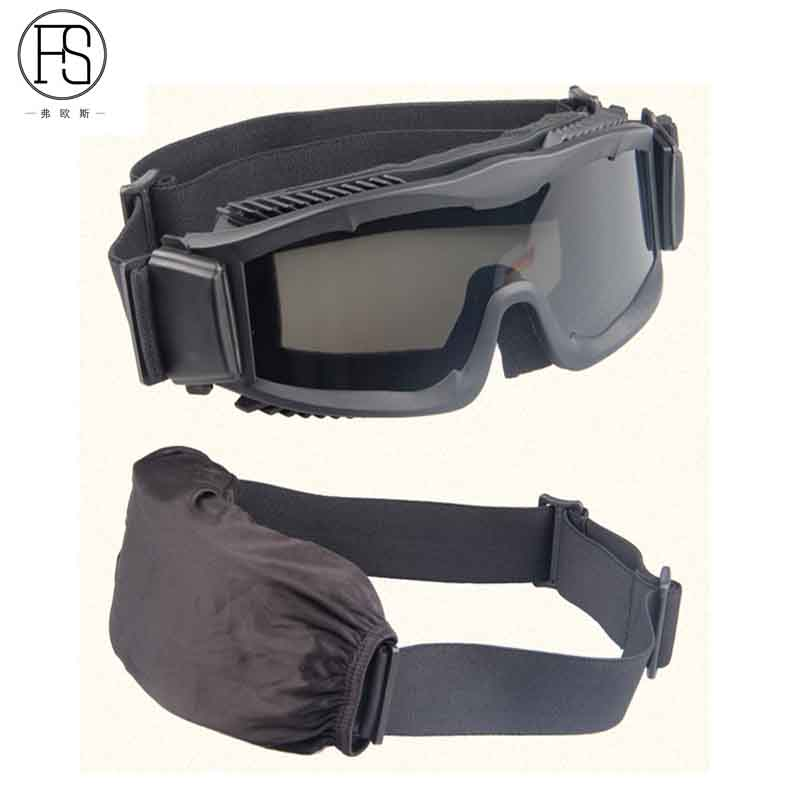 Orologi E Gioielli Low Price Good Quality Sport Goggles Military Activities Eyewear Mountain Bike Sunglasses Men Windproof Desert Glasses 3 Lens