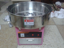 Free shipping Electric commercial Cotton candy machine, candy floss machine/ Cotton candy maker/ free get Teaching CD