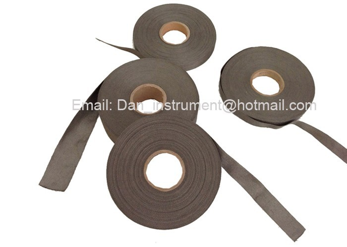 Superconducting Static Electric Removing Fabric,clothing for slitting machine