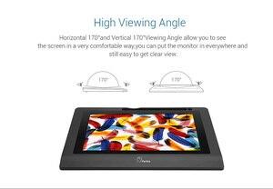"""Image 3 - Parblo Küste 10 Grafik Monitor 10 """"Screen Zeichnung Tablet mit Batterie freies Stift Unterstützung Win Mac + Anti  fouling Handschuh als Geschenk"""