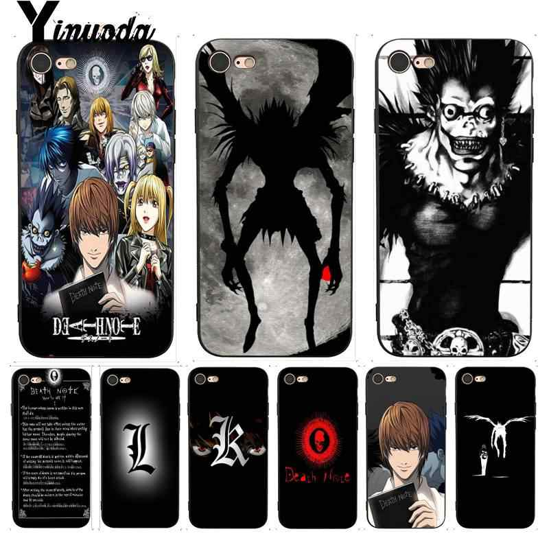 coque iphone xr death note