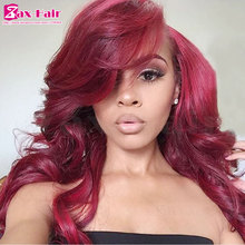 99j Lace Front Wigs For Black Women Wavy Human Hair Full Lace Wigs Unprocessed 7A