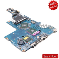 NOKOTION For HP G42 G62 CQ42 CQ62 Laptop Motherboard 605140 001 PGA478 Chipset GL40 DDR3 Free cpu Fully Tested