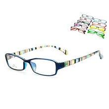 Дети мальчик девочка полный обод оправы очков близорукость Rx способные детские очки