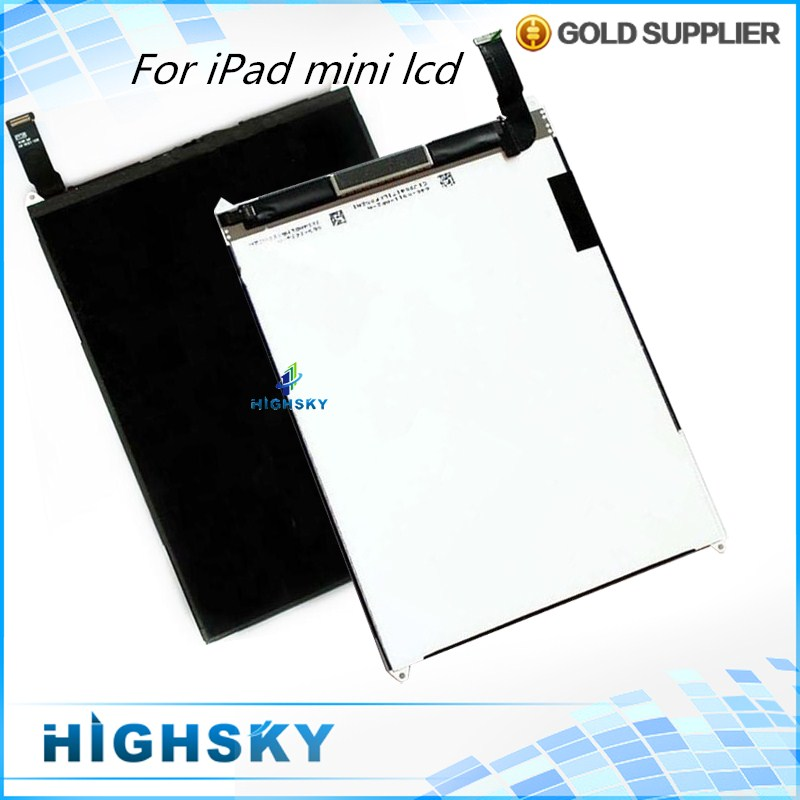 Подробнее о Replacement Part LCD For iPad mini 1 Screen Display New Tested 10 Pieces a lot Free EMS DHL Shipping 7.9 Inch New Accessories 100% new lcd screen display for ipad mini without dead pixels by free shipping