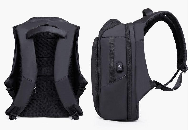 Portable Étanche Antivol Usb Mode Dos Pour À Hommes Femelle Sac Charge De Multifonction Black Pouces Mochilas 17 Nouveau Ordinateur 2018 qZS4OO