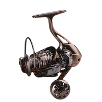 High Performance 2000 7000 Size Spinning Reel 12 1BB 5 2 1 4 9 1 Gear
