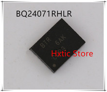 NEW 10PCS/LOT BQ24071RHLR BQ24071RHLT BQ24071 MARKING BTR QFN-20  IC