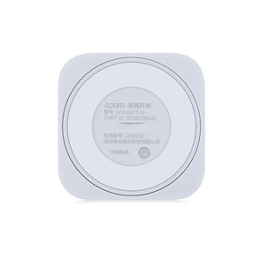 Image 3 - Aqara Smart Multi Functional Intelligent Wireless Switch Key Built In Gyro Function Work With Android IOS For mihoue APP