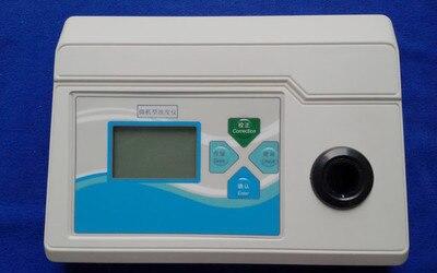 Рабочего Micro нефелометром метр концентрация montior Диапазон измерения: 0-200NTU минимальное значение 0.1NTU