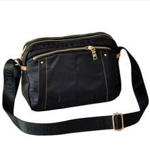 Нейлоновый кошелек с одной асимметрия, на плечо сумка дорожная сумка из ткани Оксфорд светильник мать сумка Сумки из натуральной кожи
