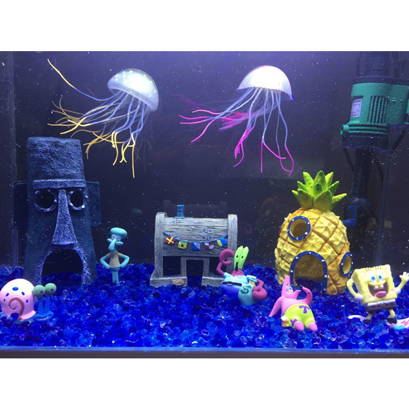 Patrick S House Aquarium Ornament Online