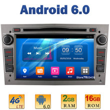7″ Quad Core 2GB RAM 4G LTE SIM WIFI Android 6.0 Car DVD Player Radio For Opel Vauxhall Corsa Astra Antara Zafira Vectra DAB+ BT