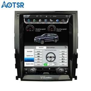 Image 4 - Android 10.0 PX6 6+128GB Car Radio Autoradio For Cadillac Escalade 2007 2012 Touch Screen Carplay DSP Multimedia GPS Navigation