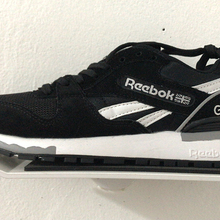 Reebok Mens GL 6000 MM Marbled Midsole Pack Casual Shoe sued