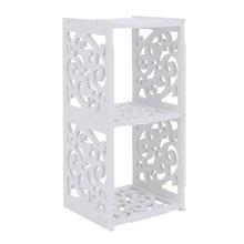 купить Home CD/DVD Storage Wood Shelf Bookcase Shelving Unit Organizer Rack for Book,Toy,Decor Living Room дешево