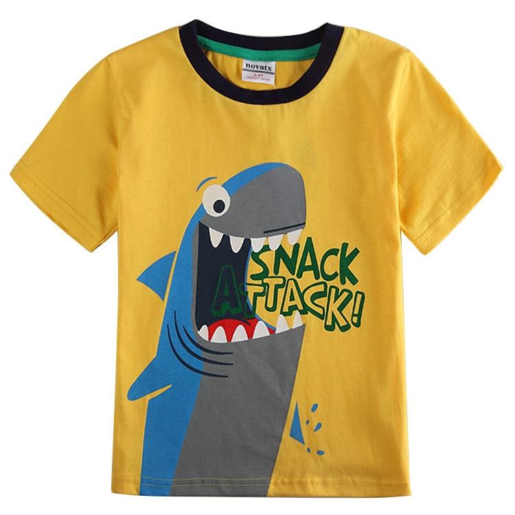b6fbc66e9 Free shipping fashion children clothing,2-6 years old yellow t shirt,cotton  boy Short sleeve t-shirt,kids baby boys shirt enfant