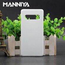 MANNIYA 3D sublimacji przypadki telefonów dla Samsung Galaxy S10/S10 Plus/S10 Lite/S7/S8/S9/NOTE9/uwaga 10 darmowa wysyłka 100 sztuk/partia