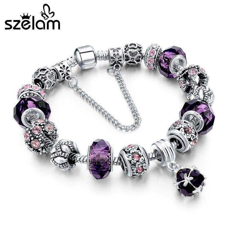 d2fe599a633f ¡Labradorita natural pulsera de piedra natural de la joyería de DIY para  mujer para regalo