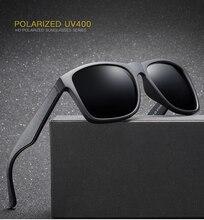 2018 Flexible TR90 Sunglasses Men Luxury  Polarized UV400 TAC Drive Car Sun Glasses