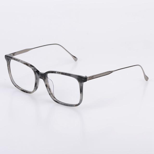 Fashina Square Men Optical Glasses Frame Vintage Eyewear Design ...