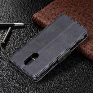 Image 3 - Vintage En Cuir étui pour lg G6 G7 Stylo 5 4 K50 Q60 K8 K10 G8 ThinQ G8S Housse Étui Portefeuille porte carte Magnétique coques de téléphone