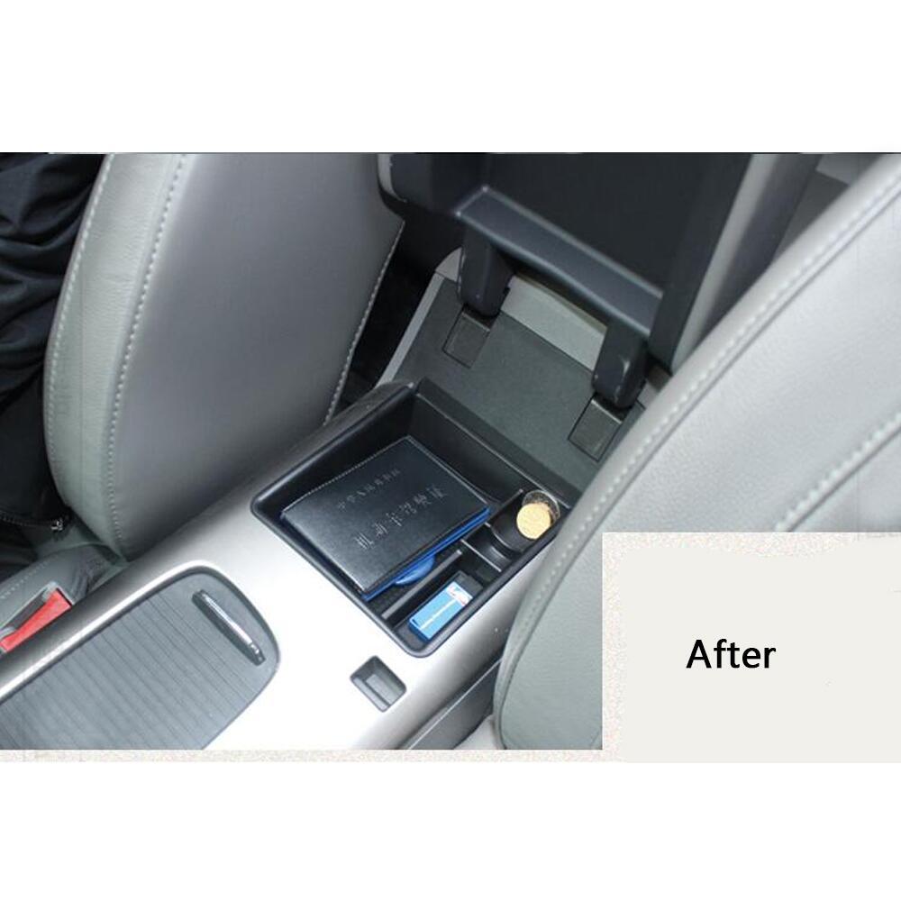 For Chevrolet Malibu LTZ 2013 2014 Car Armrest Secondary Center Console Storage Box Accessories Automotive Decoration