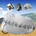 PEVA Motorcycle Cover DustProof Waterproof Outdoor UV Protector Motor Motorbike Rain Covers All Size For all Scooter