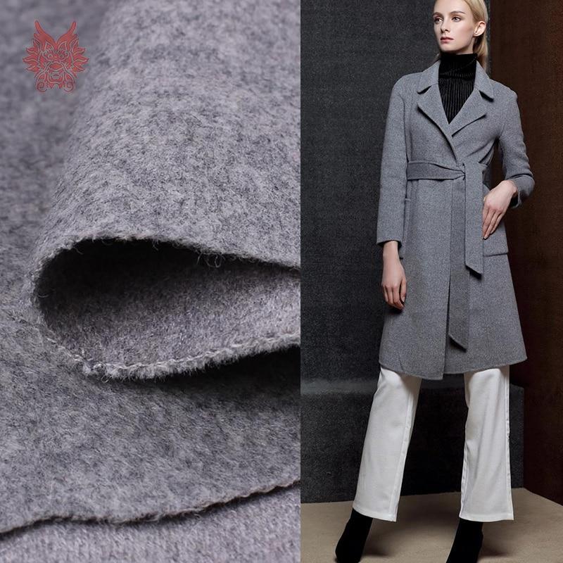 Tessuto Cashmere Lana Di Grigio Per Style New Melange American TqCpxIpwX