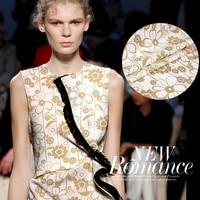 Retail & Wholesale Cheap Stampato Floreale Rayon Tessuto Per DIY Dress/Vestito 145 CM * 100 CM