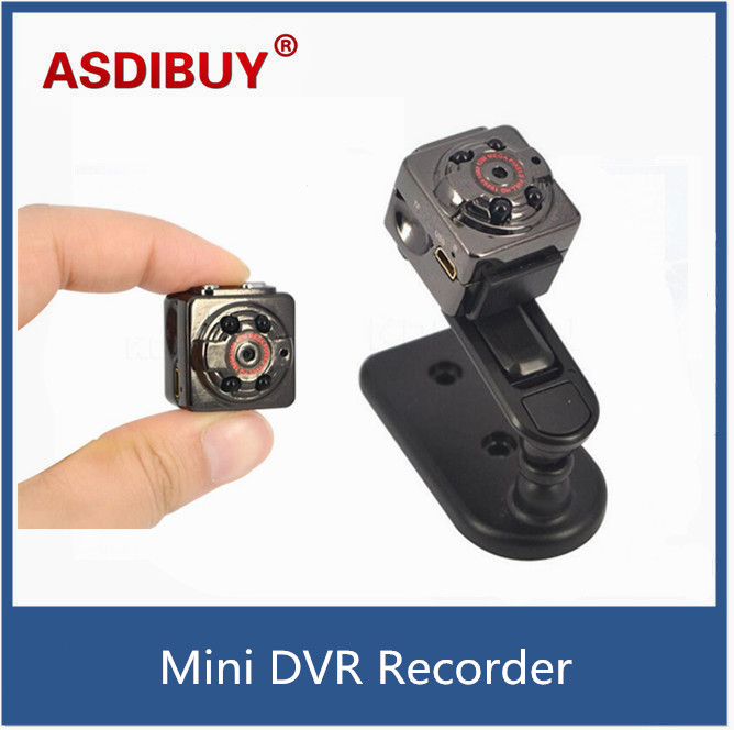 HD 1080P 720P Sport Mini Camera SQ8 Espia DV Voice Video Recorder Infrared Night Vision Digital