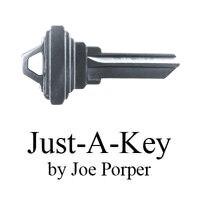 רק מפתח על ידי ג 'ו P קוסם קסמים אבזרי גימיק לסגור את האשליה Magie מפתח מדהים קומדיה