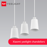 Original Xiaomi YEELIGHT Pendant Lights Dining Room Modern Restaurant Coffee Bedroom Lighting E27 Holder For xiaomi smart home